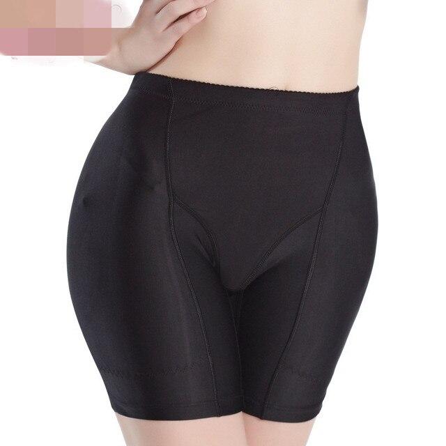 3361e00b6 2017 New Sexy Women Foams Padded Pant Shapewear Bum Butt Hip Enhancing Underwear  Knickers Shapers Hop Enhancer Free Shipping