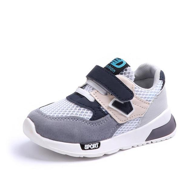 Casual Kid's Breathable Soft Running Shoes