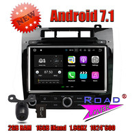 Wanusual 2G 16GB Quad Core Android 7 1 Car Media Center DVD Player For VW Touareg