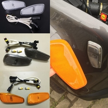 For Jeep Renegade Front head Turn Signal Light font b Lamp b font Lens For Jeep