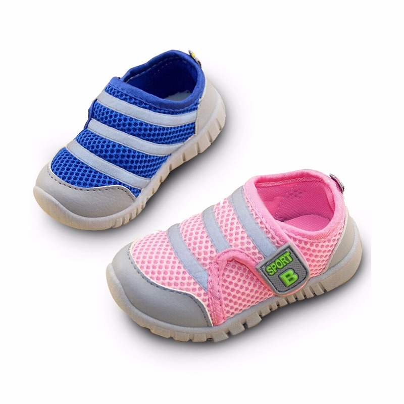 2017 детей новые туфли бренд кроссовки 15,5 см — 13 детей обувь первый шаг мальчики/девочки обувь нескользящий обувь/новорожденных младенцев туфли