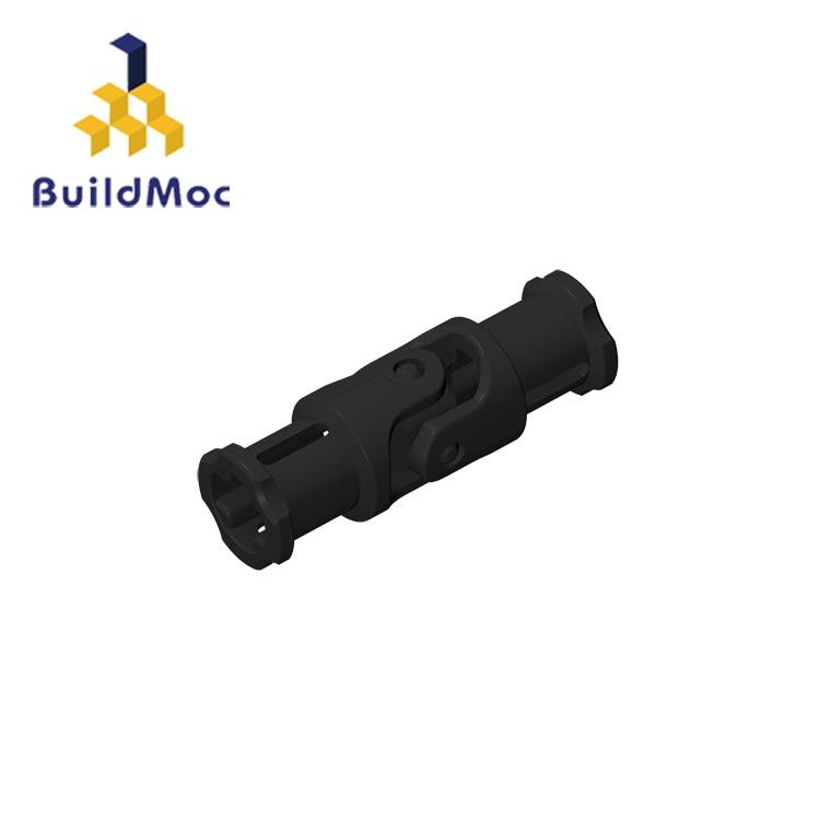 BuildMOC Compatible Assembles Particles 61903 2 For Building Blocks Parts DIY LOGO Educational Tech Parts Toys