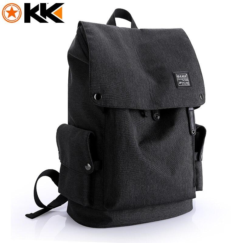 3064afbf21 KAKA2238 Fashion Design Casual Men Women School Backpack for Teenagers  Oxford Waterproof Male Travel Backpack Schoolbag Mochila