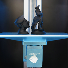 ANYCUBIC PHOTON 3D Printer Touch LCD Screen DLP UV-LED Ultimate Slice Speed Plus Size Desktop 3d Printer Kit Uv Resin