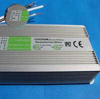 DC12V 250W 2080MA Power Supply Floodlight LED Driver lighting Transformer IP67 Waterproof Adapter