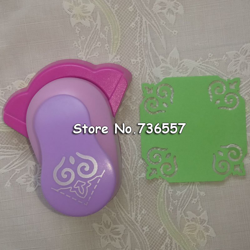 Clouds Level Corner Punch diy craft punch hole punch scrapbook paper cutter embossing cortador de papel de scrapbook Free Ship