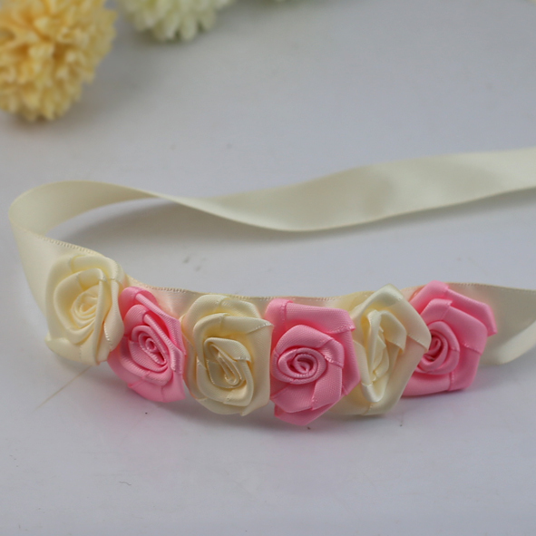 8 Colour Bride Wrist Corsage Wedding Bouquet Suit Rose Bridesmaid DIy Flowers Flower