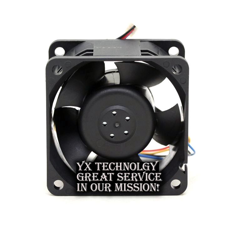 Delta  AFB0612EHE fan 60*60*38mm 12V 1.68A 4pin
