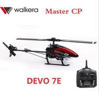 Original Walkera NEW 2 4GHz Mini CP 6 CH 3 Axis Gyro 3D RC Helicopter DEVO7E