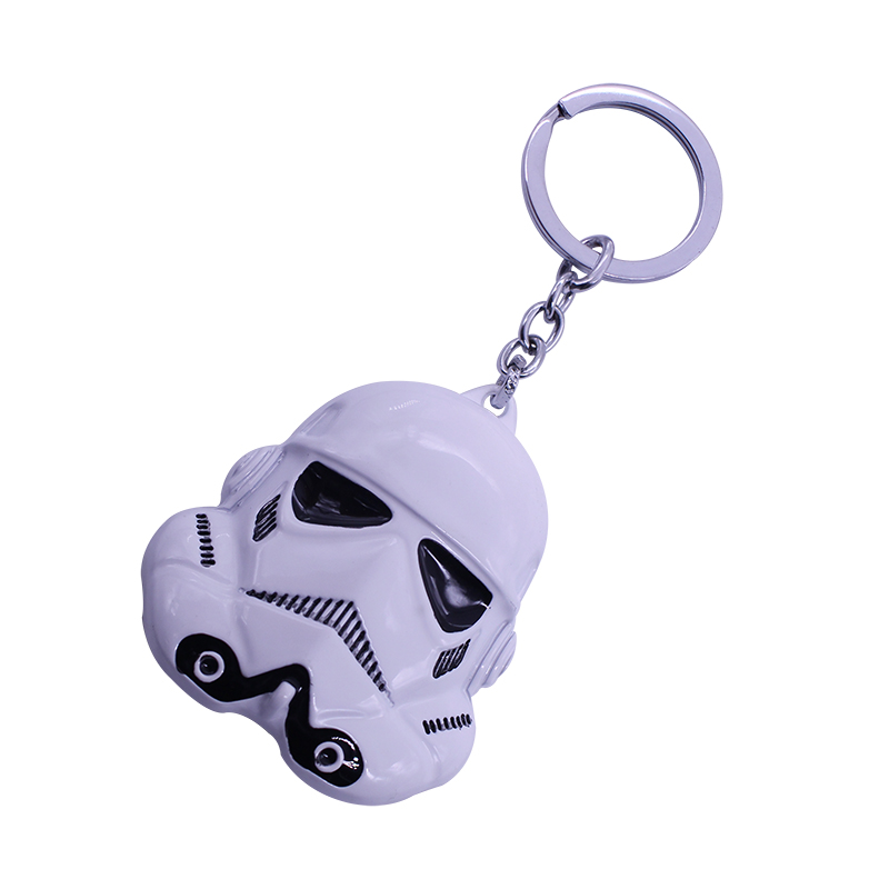 Star Wars Stormtrooper Keychain White Holiday Gifts