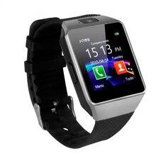 2018 Bluetooth Смарт часы dz09 SmartWatch часы телефон Поддержка SIM карты памяти с Камера для Android IOS IPhone Samsung LG телефоны