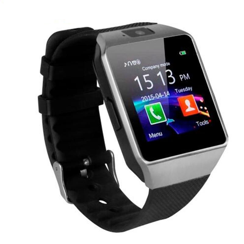 2018 Bluetooth Smart Watch DZ09 Smartwatch Watch Phone Support SIM TF Card with Camera for Android IOS iPhone Samsung LG Phones