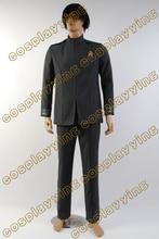 Star Trek Into Darkness STID Spock Kirk Uniform Jacket Pant For Men Halloween Cosplay Costume Custom