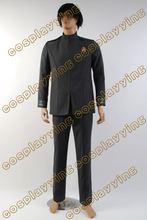 Star Trek Into Darkness STID Spock Kirk Uniform Jacket Pant For Men Halloween Cosplay Costume Custom Made