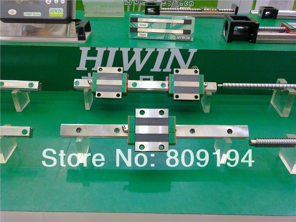 1200mm HIWIN EGR25 linear guide rail from taiwan free shipping to argentina 2 pcs hgr25 3000mm and hgw25c 4pcs hiwin from taiwan linear guide rail