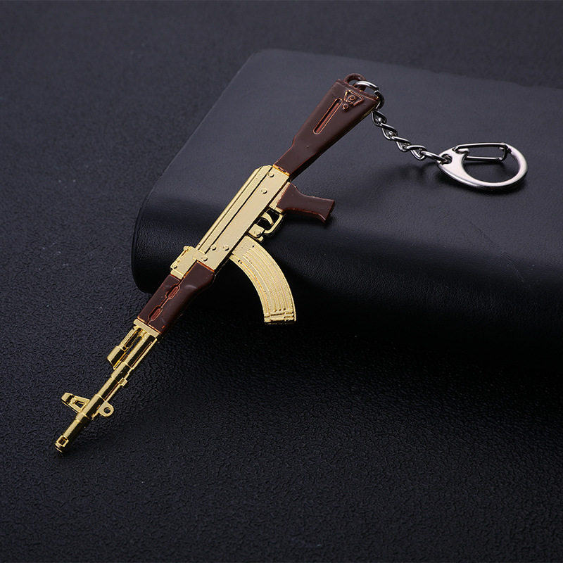 Weapon Keychains (28)