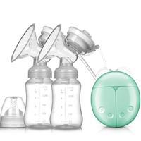 2019 Intelligent Automatic Electric Breast Pumps Nipple Suction Milk Pump Breast Feeding USB Electric breast pump