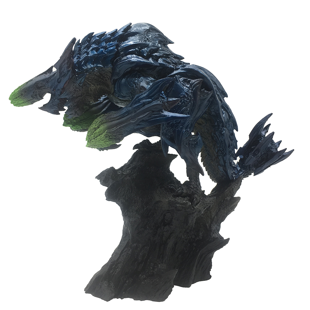 Japan Game Monster Hunter World Monster Model Toys Collections Limited Brachydios Beast Dragon Action Figure Decoration цена и фото