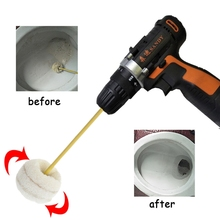 Scouring Pad Brush Electric Drill Clean Kitchen Floor Hard S