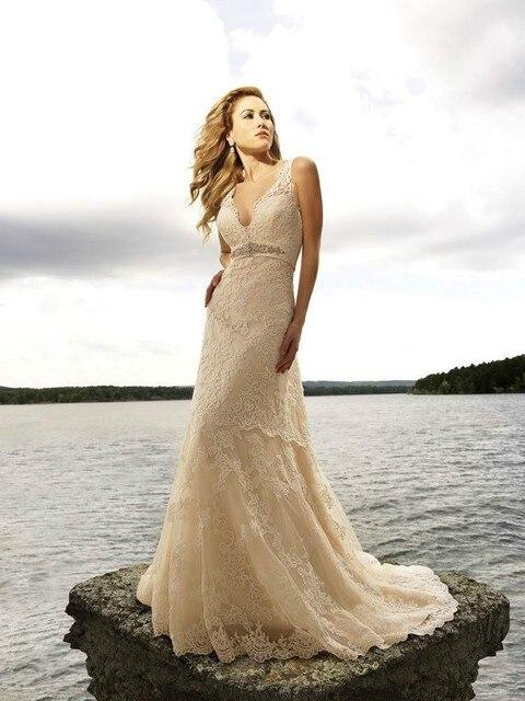 Charmant Brautkleider Beige Fotos - Hochzeitskleid Ideen - flsbi.com