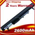 Bateria para MSI 925T2008F BTY-S16 BTY-S17 U160 VENTO U180 VENTO Laptop 2600 mAh