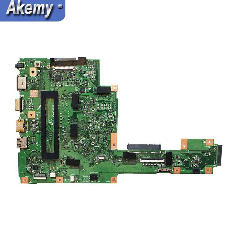 Akemy Asus A553M X503M F503M F553M ノートパソコンのマザーボード X553MA N2930U CPU メインボードテスト良い  グループ上の パソコン & オフィス からの マザーボード の中 3