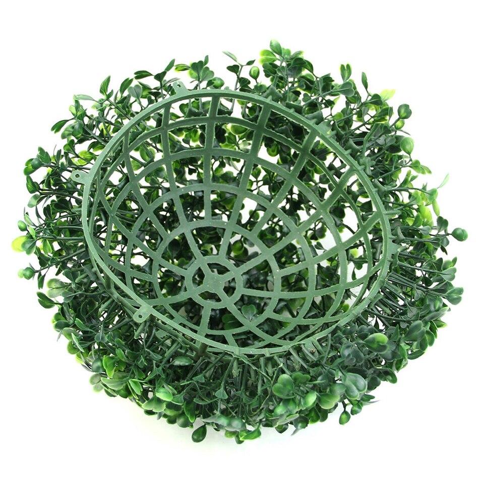 New Home Garden Artificial Plant Ball Tree Boxwood Wedding Event ...