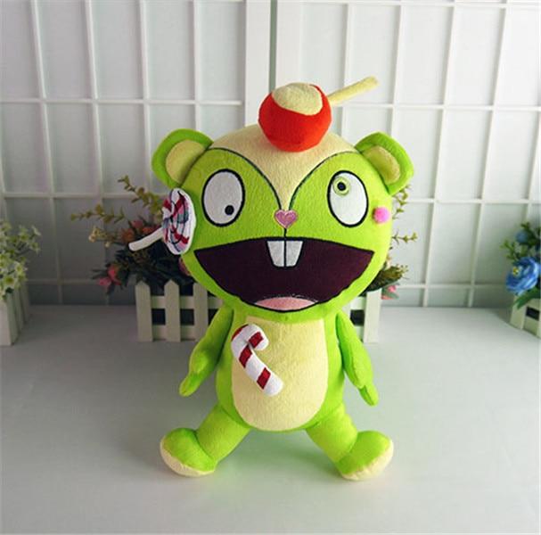 happy tree friends htf 15 inches 30cm animation cartoon stuffed doll