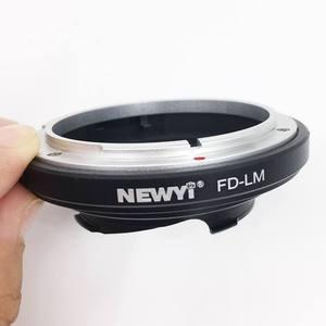 Image 4 - Adaptateur Newyi fd lm pour objectif Canon Fd à caméra Leica Lm avec accessoires pour bague dobjectif de caméra Techart Lm Ea7
