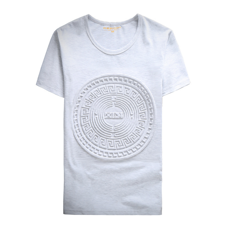 fashion Summer Short Sleeve t-shirts men funny t shirt homme shirts brand cotton tops and tees