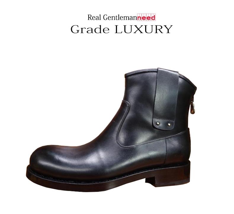 Sipriks luxury mens cowboy boots black leather italian bespoke ... 771edba24db2
