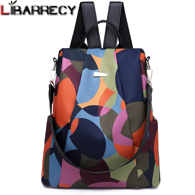 2019 Camouflage Waterproof Oxford Women Backpack Simple Preppy Style Casual Bagpack School Shoulder Bag for Girl Sac A Dos Femme2019 Camouflage Waterproof Oxford Women Backpack Simple Preppy Style Casual Bagpack School Shoulder Bag for Girl Sac A Dos Femme