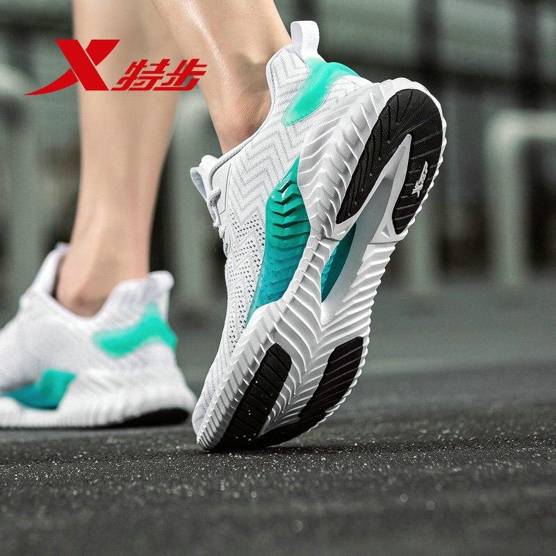 881219119066 X-FLOW XTEP Men runnning shoe Light Weight Air Mesh Damping Breathable Men's Sport Sneakers Running Shoes