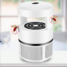 New usb photocatalytic mosquito lamp household fly dispeller killer trap manufacturers supply