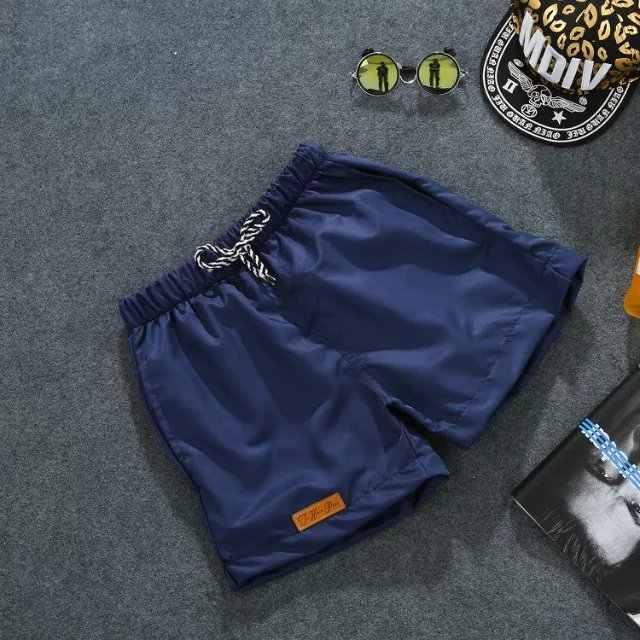 2017 marke Bekleidung männer Casual Shorts Haushalt Mann Shorts Tasche G-strings Jocks Bänder Innen Badehose Strand Shorts Quick-dry