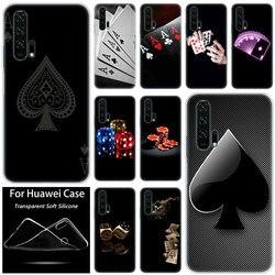 Модный мягкий силиконовый чехол для Huawei Honor 20 8A 7A Pro 10 9 8 Lite View 20 7S 8S 8X 7X 6X 8C 20i 10i Play