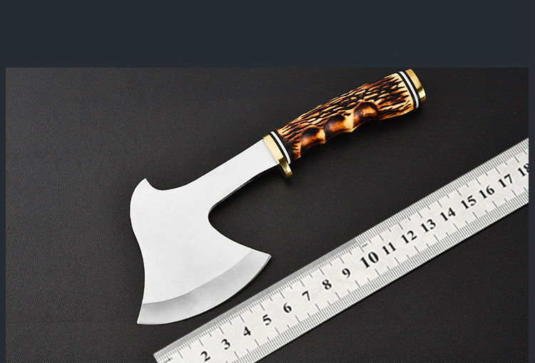 Hot Sale Tactical Axe Tomahawk Multi Army Outdoor Hunting Camping Survival Machete Axes Hand Outdoor Tools Hatchet Fire Axe q01 rice wheat scythe mowing weeds knife blade machete machete gardening tools