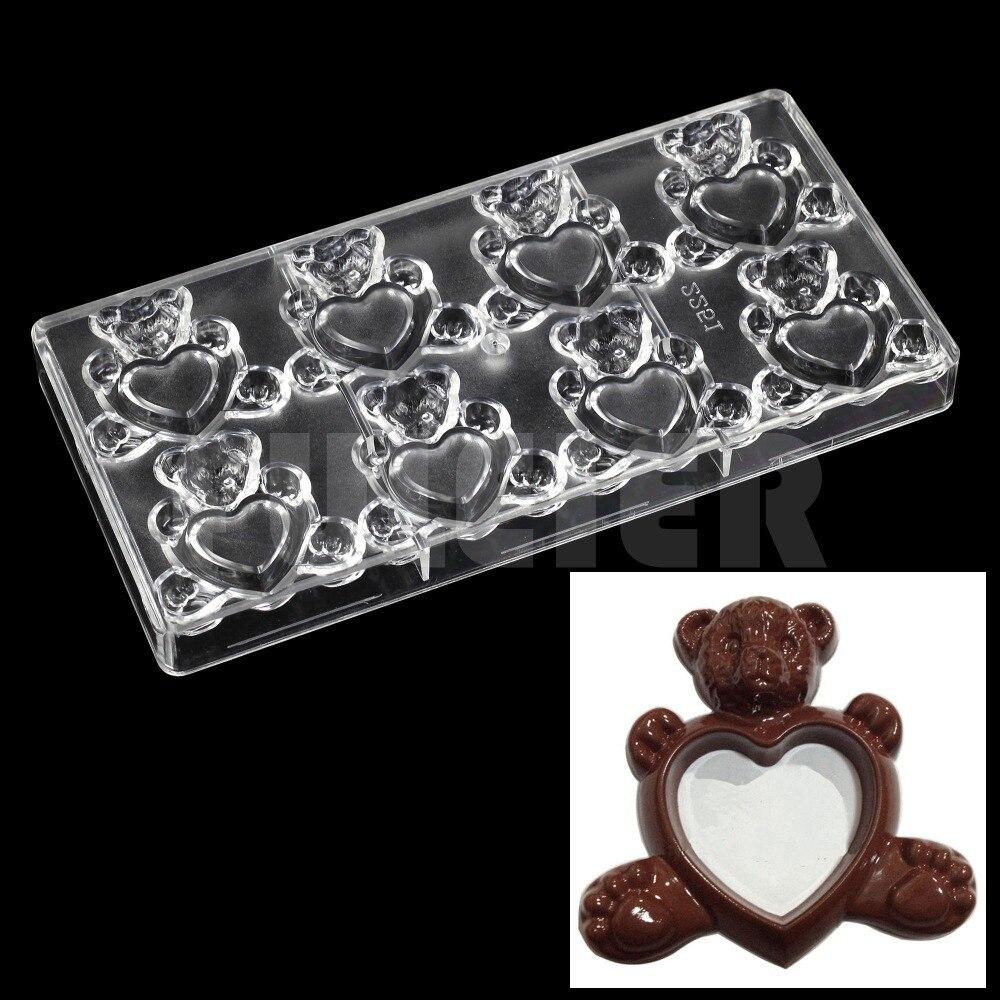 Geback Susse Sussigkeiten Schokolade Mold Valentinstag Geschenk