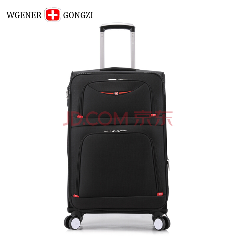 New Fashion oxford Students rolling luggage spinner 20' boarding box 29' Women and Men Travel Bag Trunk Trolley case suitcase point systems migration policy and international students flow