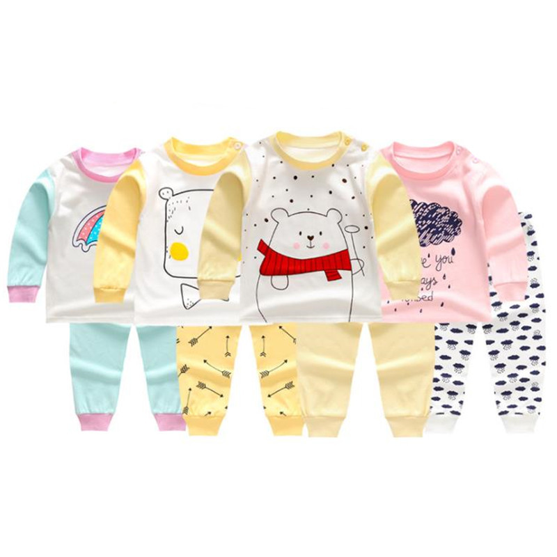12ed74d87b2 High Quality 100% Cotton baby clothing set