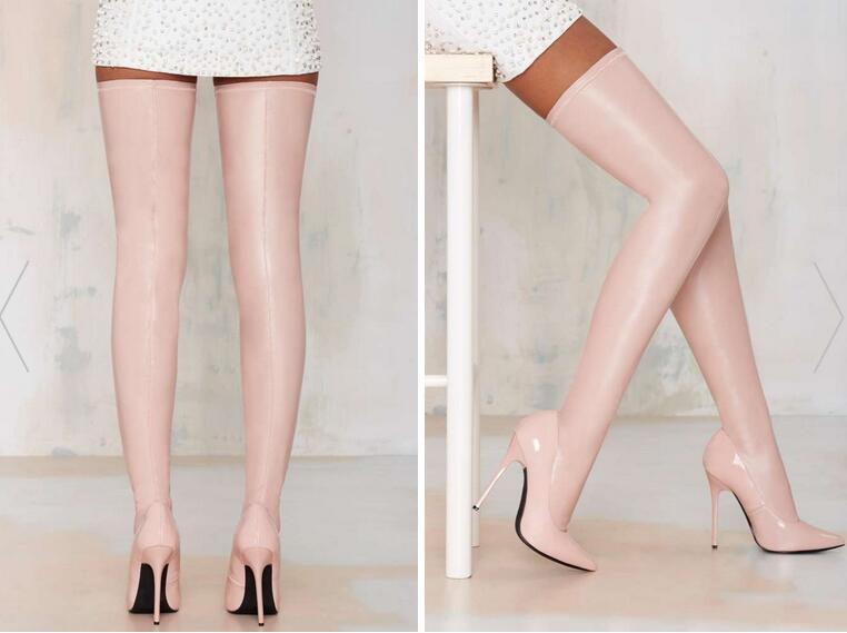 Popular Pink Thigh High Boots-Buy Cheap Pink Thigh High Boots lots