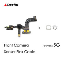 Factory OEM High Quality Front Facing Camera Ring Holder For iPhone 5 5C 5S 6 6s Plus Right Proximity Sensor Flex Cable