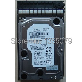 454146-B21 454273-001 1TB 3G SATA 7.2K RPM 3.5 Hard Disk NEW new and retail package for 454273 001 mb1000ecwcq 1 tb 7 2k sata 3 5inch server hard disk drive 1 year warranty