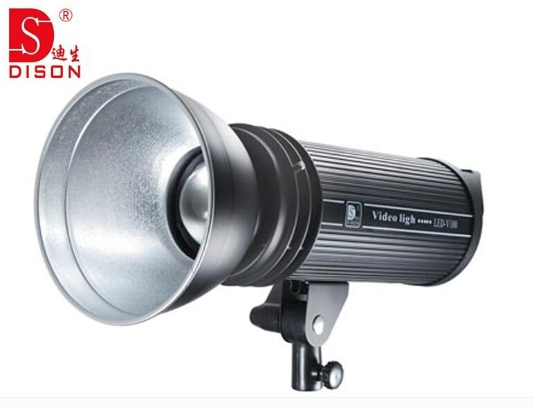 3 pieces Dison LED Spotlight LED  LED V-100 100 W 6000 Lumen studio led light photographic lighting 3 pieces dison led spotlight led led v 100 100 w 6000 lumen studio led light photographic lighting