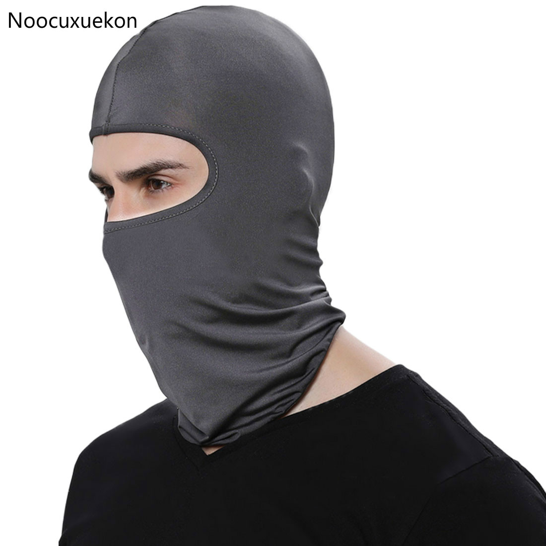 Hot Selling Motorcycle Face Mask Cycling Ski Neck Protecting Outdoor Balaclava Full Face Mask Ultra Thin Breathable Windproof full face lycra protection balaclava headwear neck cycling motorcycle mask