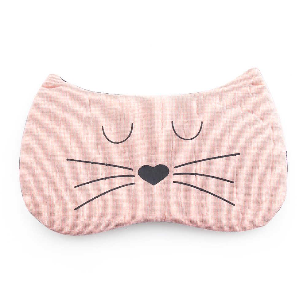 1 шт., маска для сна, расслабляющий массаж, милый мультфильм, животное, кошачий глаз, повязка для век, повязка для сна