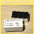 10PCS/lot Relays HFD2-012-S-L2-D  HFD2/012-S-L2-D 2A 30VDC Magnetic latching relay