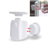 HOT Magnetic Child Lock Baby Safety Cabinet Lock Children Protection Kids Drawer Locker Baby Security Cupboard