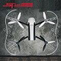 4 шт. Попугай Пропеллер Опора Защитный Гвардии Бампер Протектор для Rc Drone Parrot Bebop 2.0 Quadcopter Белый Красный Быстрая Доставка