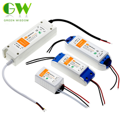 DC12V 18 W 36 W 72 W 100 W Beleuchtung Transformatoren Hohe Qualität Led-treiber für LED Streifen 12 V netzteil.